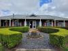 Country cottage exterior colour scheme Sunshine Coast hinterland