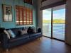 Contemporary living room colour scheme in Noosa